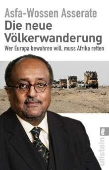 Prinz Asfa-Wossen Asserate: Die neue Völkerwanderung, Buch