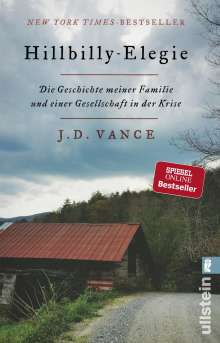 J. D. Vance: Hillbilly-Elegie, Buch