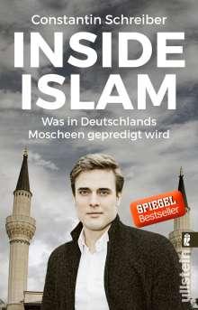 Constantin Schreiber: Inside Islam, Buch