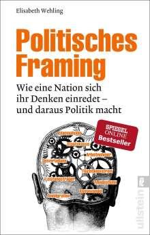 Elisabeth Wehling: Politisches Framing, Buch