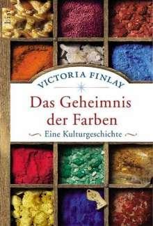 Victoria Finlay: Das Geheimnis der Farben, Buch