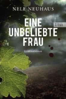 Nele Neuhaus: Eine unbeliebte Frau, Buch