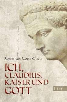 Robert von Ranke-Graves: Ich Claudius, Kaiser und Gott, Buch