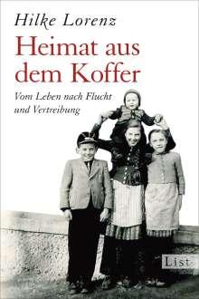 Hilke Lorenz: Heimat aus dem Koffer, Buch