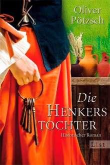 Oliver Pötzsch: Die Henkerstochter, Buch