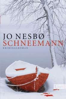 Jo Nesbø: Schneemann, Buch