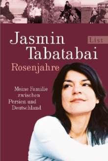 Jasmin Tabatabai: Rosenjahre, Buch