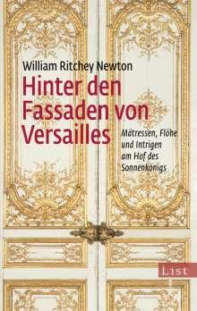 William Ritchey Newton: Hinter den Fassaden von Versailles, Buch