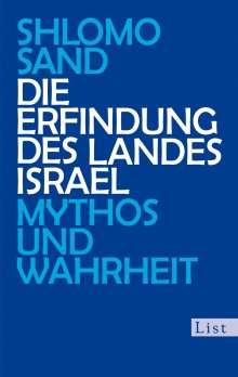 Shlomo Sand: Die Erfindung des Landes Israel, Buch