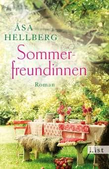 Åsa Hellberg: Sommerfreundinnen, Buch