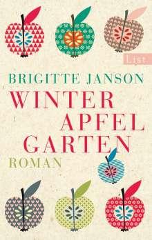 Brigitte Janson: Winterapfelgarten, Buch