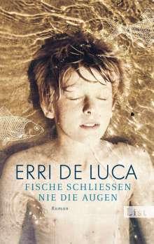 Erri de Luca: Fische schließen nie die Augen, Buch