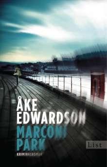 Åke Edwardson: Marconipark, Buch
