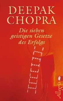 Deepak Chopra: Die sieben geistigen Gesetze des Erfolgs, Buch