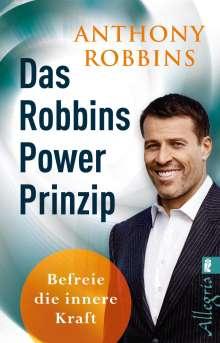 Anthony Robbins: Das Robbins Power Prinzip, Buch