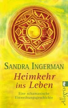 Sandra Ingerman: Heimkehr ins Leben, Buch