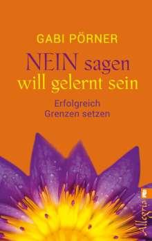 Gabi Pörner: NEIN sagen will gelernt sein, Buch