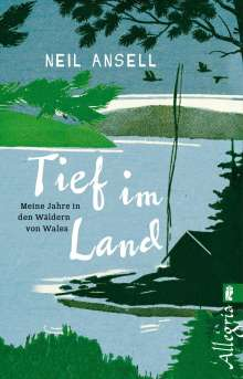Neil Ansell: Tief im Land, Buch