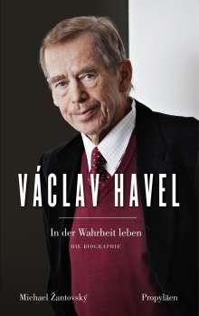 Michael Zantovsky: Vaclav Havel, Buch