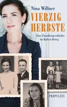 Nina Willner: Vierzig Herbste, Buch