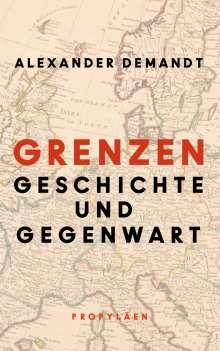 Alexander Demandt: Grenzen, Buch