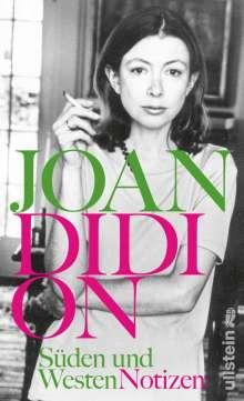 Joan Didion: Süden und Westen, Buch