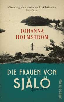 Johanna Holmström: Die Frauen von Själö, Buch