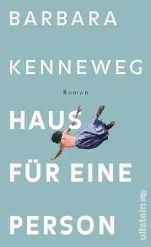 Barbara Kenneweg: Haus für eine Person, Buch