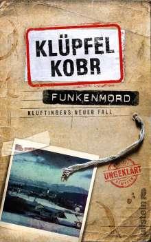 Volker Klüpfel: Funkenmord, Buch
