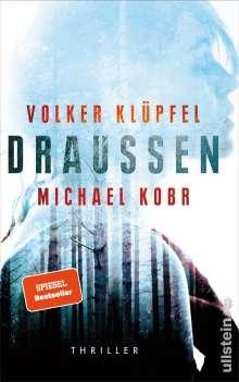 Volker Klüpfel: Draussen, Buch