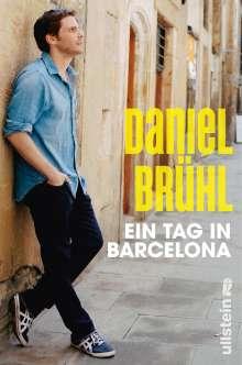 Daniel Brühl: Ein Tag in Barcelona, Buch
