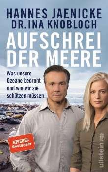 Hannes Jaenicke: Aufschrei der Meere, Buch