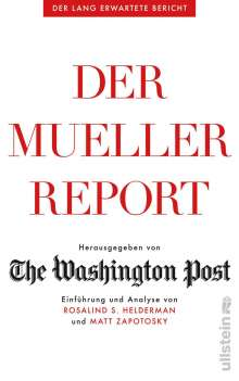The Washington Post: Der Mueller-Report, Buch