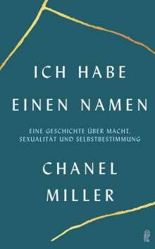 Chanel Miller: Ich habe einen Namen, Buch