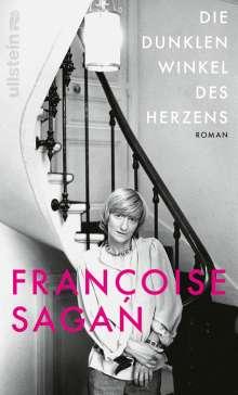 Françoise Sagan: Die dunklen Winkel des Herzens, Buch