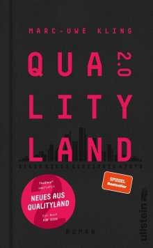 Marc-Uwe Kling: QualityLand 2.0, Buch