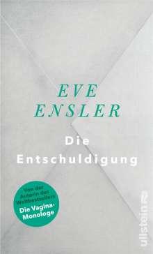 Eve Ensler: Die Entschuldigung, Buch
