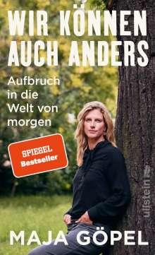 Maja Göpel: Wir können auch anders, Buch
