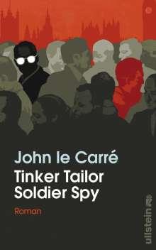 John le Carré: Tinker Tailor Soldier Spy, Buch