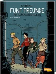 Enid Blyton: Fünf Freunde 2: Fünf Freunde auf neuen Abenteuern, Buch