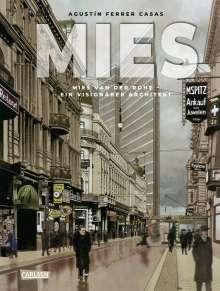 Agustín Ferrer Casas: MIES - Mies van der Rohe, Buch