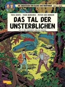 Yves Sente: Blake und Mortimer 23: Das Tal der Unsterblichen, Teil 2, Buch