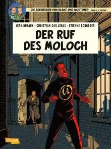 Blake und Mortimer 24: Der Ruf des Moloch, Buch