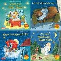 Maxi-Pixi-Serie Nr. 41: 4er Bundle: Gute Nacht, Diverse