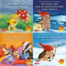 M Christina Butler: Maxi-Pixi-Serie Nr. 64: 4er Bundle: Neues vom kleinen Igel (4x1 Exemplar), Diverse
