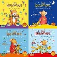 Marco Campanella: Maxi-Pixi-Serie Nr.14: 4er Bundle Leo Lausemaus (4x1 Exemplar), Buch