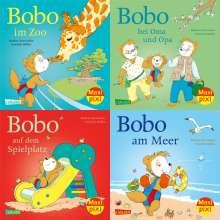 Markus Osterwalder: Maxi-Pixi-4er-Set 86: Bobo Siebenschläfer (4x1 Exemplar), Buch