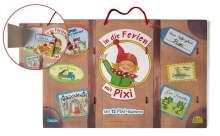 Miriam Cordes: Pixis großer Reisekoffer mit 12 Pixi-Büchern, 11 Bücher