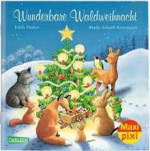 Edith Thabet: Maxi Pixi 302: VE 5 Wunderbare Waldweihnacht (5 Exemplare), Buch