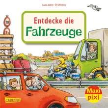 Laura Leintz: Maxi Pixi 344: VE 5: Entdecke die Fahrzeuge (5 Exemplare), Buch
